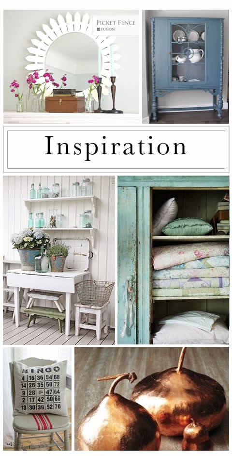 Fusion Mineral Paint Inspiration